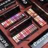 Cosmetic Matte Eyeshadow Cream Makeup Palette Shimmer Set 28 Colors +Brush J168
