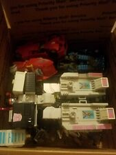 Mixed Action figure and toy lot Transformers and more. (READ DESCRIPTION)