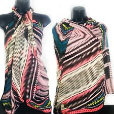 Aztec Print Scarf Sarong Body Wrap Scarves Shawl Sarong Beach Large S83