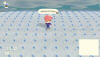 400 Nook Meilentickets - Animal Crossing New Horizons