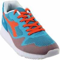 Diadora V7000 WEAVE Sneakers Casual Running   - Blue - Mens