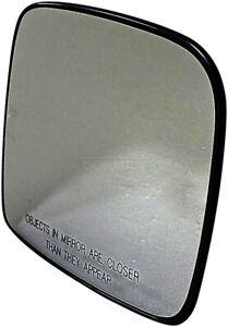 Door Mirror Glass Right Dorman 56247 fits 02-07 Jeep Liberty