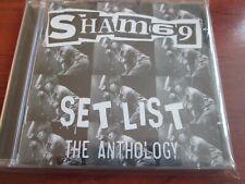 Sham 69 – Set List - The Anthology [CD] NEW AND SEALED