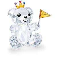 Swarovski 5492229 Kris Bear - Congratulations 8.6 x 8.7 x 6.4 cm RRP $399