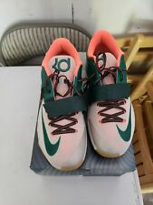 new concept 4a34a a41b3 NIKE MEN KD VII 7 EASY MONEY MYSTIC GREEN SZ 13  653996-330