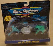 Micro Machines  STAR TREK The NEXT GENERATION  COLLECTION 5 KLINGON ENTERPRISE