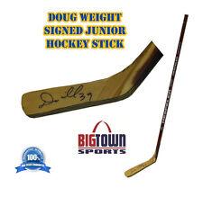 DOUG WEIGHT SIGNED JUNIOR HOCKEY STICK 2000177