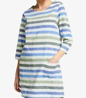 Seasalt Glowing Skies Tunic Dress Oakway Waterfront Womens Size 8,10,12,14,16,18