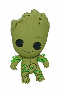 Guardians of the Galaxy Groot 3-D Foam Magnet 3 Inch