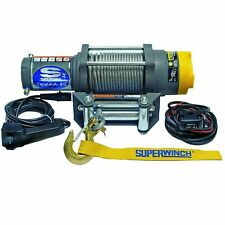 Superwinch 1145220 Terra 45 4500lb Winch With Cable