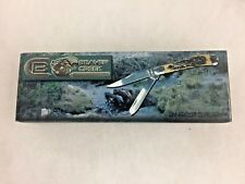 "New Beaver Creek Congress BVR-532ST 2 Blade Pocket Knife 4"" Closed"