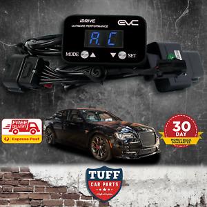 Chrysler 300C 2nd Gen 2011-2021 iDrive Black EVC WindBooster Throttle Controller