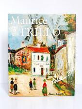 Maurice Utrillo Folie? Jean FABRIS Galerie Pétridès 1992 Tiret-Bognet BEAU LIVRE