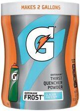 Gatorade G Series Perform Gatorade Frost Glacier Freeze Sports Drink Powder