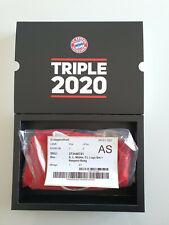 ADIDAS TRIPLE 2020 SHIRT BAYERN MUNICH MONACO MÜLLER L + BADGES + BOX