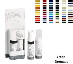 BMW Touch Up Pensil Paint Set with Brush MANY VARIATIONS 2x12ml 0.40oz GENUINE