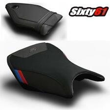 BMW S1000R Seat Covers 2014-2015 2017-2019 Motorsports Luimoto Red Blue