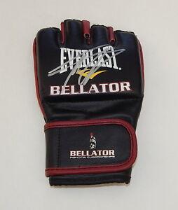 Tito Ortiz Signed Bellator Fighting Championships Glove  R11519