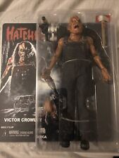 NECA Hatchet - Victor Crowley (8 inch) (Clothed) Action Figure