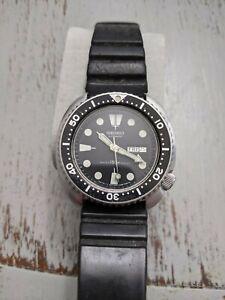 "Seiko 6309-7040 ""Turtle"" Dive Watch"
