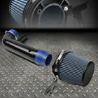 For 1996-2001 Ford Mustang 4.6l V8 Short Ram Cold Air Intake System+blue Filter