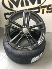 18 Zoll Wh27 Alu Felgen für VW Scirocco R Passat CC Sharan Tiguan Touran R-Line