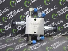 NEW Sun Hydraulics 1104-A2 Cross Over Relief Valve Assembly