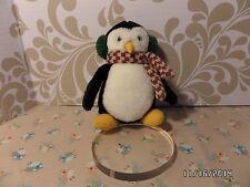 Debbie Mumm Hugsy Penguin Mumford McFin-Joey's Friend-1999 Mervyn's Excl-Plush