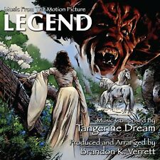 LEGEND: Music From the Motion Picture-Tangerine Dream   (Brandon K. Verrett)