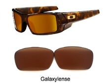 Galaxy Replacement Lenses For Oakley Fuel Cell Sunglasses Prizm Brown Color