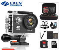 "EKEN H9R / H9 Action Camera Ultra HD 4K / 30fps WiFi 2.0"" 170D Underwater"