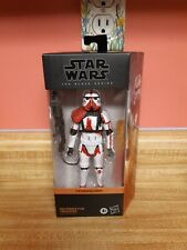 "Star Wars The Black Series Incinerator Trooper 6"" Mandalorian - Brand New"
