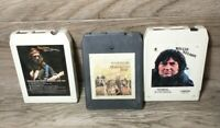 Willie Nelson 8 Track Lot