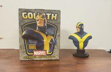 Goliath mini bust by Bowen Design