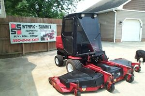 2001 Toro 455-D Groundsmaster Mower Diesel 4x4 4000-D  Mower WAM