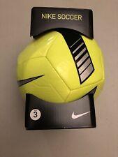 Nwt Nike Yellow Soccer Ball, Size 3