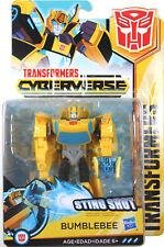 Transformers Cyberverse ~ STING SHOT BUMBLEBEE Action Figure ~ Warrior Class