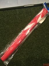 Red And White Iomic putter grips time to regrip