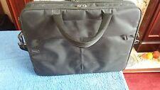 Dell Black Laptop Bag / Briefcase & shoulder strap - used