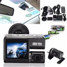 Car SUV Off-Road DVR Camera Dual Lens 1080P HD Video Tachograph G-sensor Cam