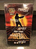 1996 Pinnacle Sportflix MLB Baseball Factory Sealed Box, Possible Artist Proof