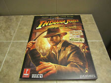 Indiana Jones and the Staff of Kings: Prima Official Game Guide for PS2 and Wii