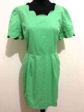 VALENTINO VINTAGE '70 Abito Vestito Donna Cotone Cotton Woman Dress Sz.M - 44
