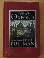 Philip Pullman Lyra's Oxford True UK 1/1 HBK With Map Mint Condition