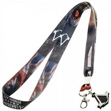 Assassins Creed Syndicate ID Holder Lanyard Keychain w/Charm