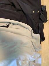 New listing 4 Euc Lands End Boys Uniform Long Sleeved Shirts - Size 8 Super Soft