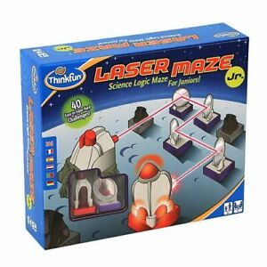 Laser Maze Junior Science Logic Maze   Problem Solving   STEM Science Toy