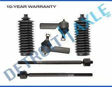 NEW 6pc Front Suspension Inner and Outer Tie Rod + Rack Boot Kit Escape Mariner