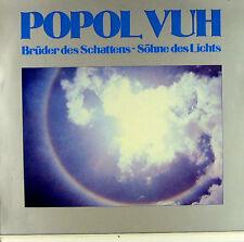 LP  Schallplatte  Popol Vuh Brüder des Schattens-Söhne des Lichts