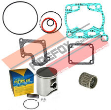 Suzuki RM85 RM 85 2002 - 2015 Mitaka Top End Rebuild Kit Inc Piston & Gaskets